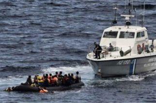 """Αλεξανδρούπολη: Ούτε η κακοκαιρία """"Ηφαιστίωνας"""" σταματάει διακινητές και λαθρομετανάστες – Άλλους 17 περισυνέλεξε το Λιμενικό"""