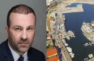 Χατζημιχαήλ: «Επιδιώκουμε το 2020 να κάνουμε ελκυστικότερο το λιμάνι της Αλεξανδρούπολης»