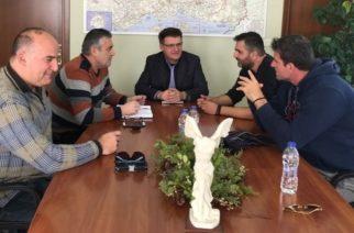 Για φύλαξη των συνόρων και διαγωνισμό πρόσληψης, συζήτησαν ο Αντιπεριφερειάρχης Δ.Πέτροβιτς και οι Συνοριοφύλακες Έβρου