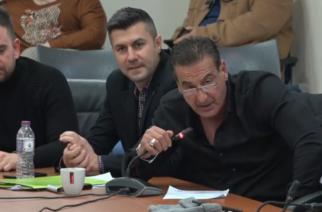 """Καταιγιστικός Γ.Καρυπίδης κατά Π.Μιχαηλίδη στο Δ.Σ: """"Υποθαλάσσιο μετρό, εναέρια μέσα μεταφοράς οι επόμενες προτάσεις του"""""""