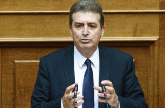 Ο Χρυσοχοίδης έβαλε τέλος: Καμιά δομή για μετανάστες δεν πρόκειται να γίνει στον Έβρο