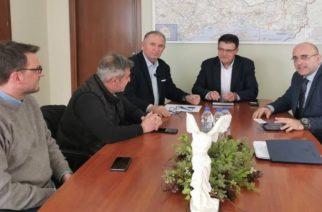 Διάνοιξη εξόδου προς Νοσοκομείο, μεταφορά διοδίων προς Κήπους ζήτησε απ' την Εγνατία Οδό ο Δημήτρης Πέτροβιτς