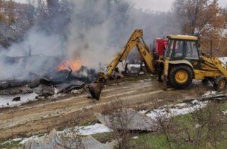 Δυο πυρκαγιές από λαθρομετανάστες τις τελευταίες ώρες στην περιοχή Σουφλίου – Απείλησαν τον Πρόεδρο Μαυροκκλησίου