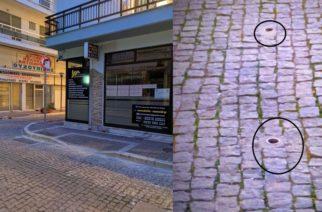 Αλεξανδρούπολη: Η οδός Αθανασίου Διάκου προβλέπονταν πεζόδρομος στην κυκλοφορική μελέτη, αλλά έγινε δρόμος επί Λαμπάκη!!!