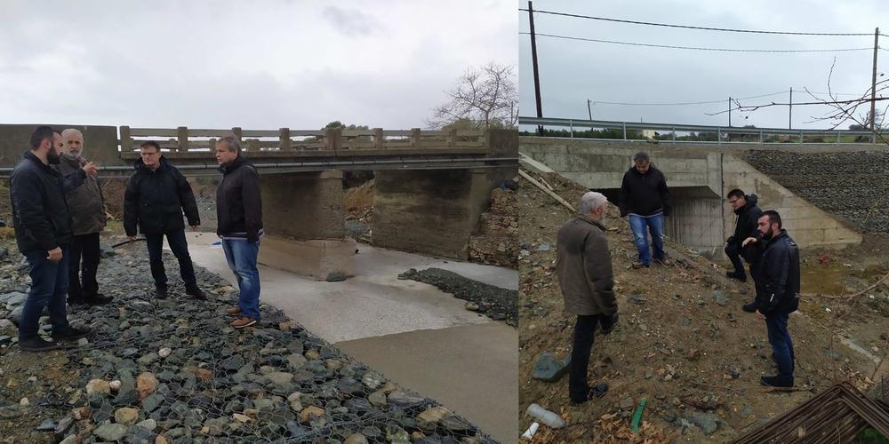 Σαμοθράκη: Επιθεώρηση στα εκτελούμενα έργα της Περιφέρειας πραγματοποίησε ο Αντιπεριφερειάρχης Έβρου Δημήτρης Πέτροβιτς