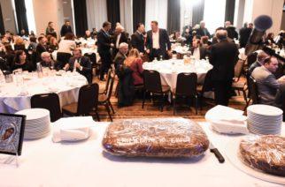 Έκοψε την πίτα του βραβεύοντας επιχειρήσεις που διακρίθηκαν το Επιμελητήριο Έβρου (φωτορεπορτάζ)