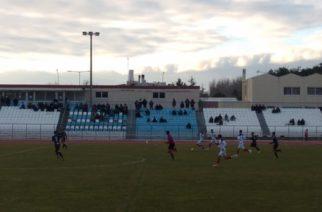 """Γ' Εθνική: """"Έσπασε"""" τα δοκάρια και έμεινε στο 0-0 με την Δόξα Καμήλας η Ένωση Αλεξανδρούπολης"""