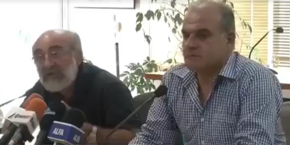 Λαμπάκης-Γκότσης επί χρόνια δεν υλοποίησαν το αρδευτικό Πετάλου Πέπλου και… ζητούν τα ρέστα