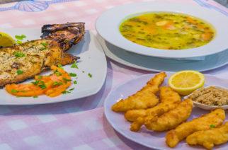 Αλεξανδρούπολη: Αυθεντική σπιτική ψαρόσουπα και άλλες μοναδικές γεύσεις, μόνο στο Ουζερί Αλέξης