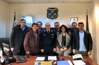 Τα προβλήματα τους έθεσαν οι Αστυνομικοί Αλεξανδρούπολης, στον Γενικό Περιφερειακό Αστυνομικό Διευθυντή ΑΜ-Θ Π.Συριτούδη