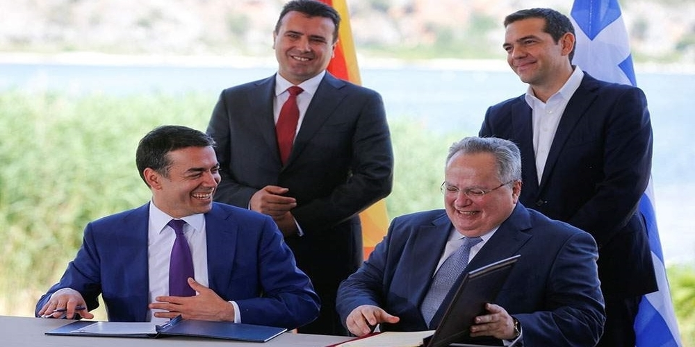 Νίκος Κοτζιάς: Ο άνθρωπος που υπέγραψε την Συμφωνία των Πρεσπών, έρχεται στην Αλεξανδρούπολη