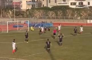 """Γ' εθνική: """"Βήμα"""" παραμονής η Ένωση Αλεξανδρούπολης που με σκόρερ Πατσιώρα κέρδισε 1-0 τον Κιλκισιακό (ΒΙΝΤΕΟ)"""