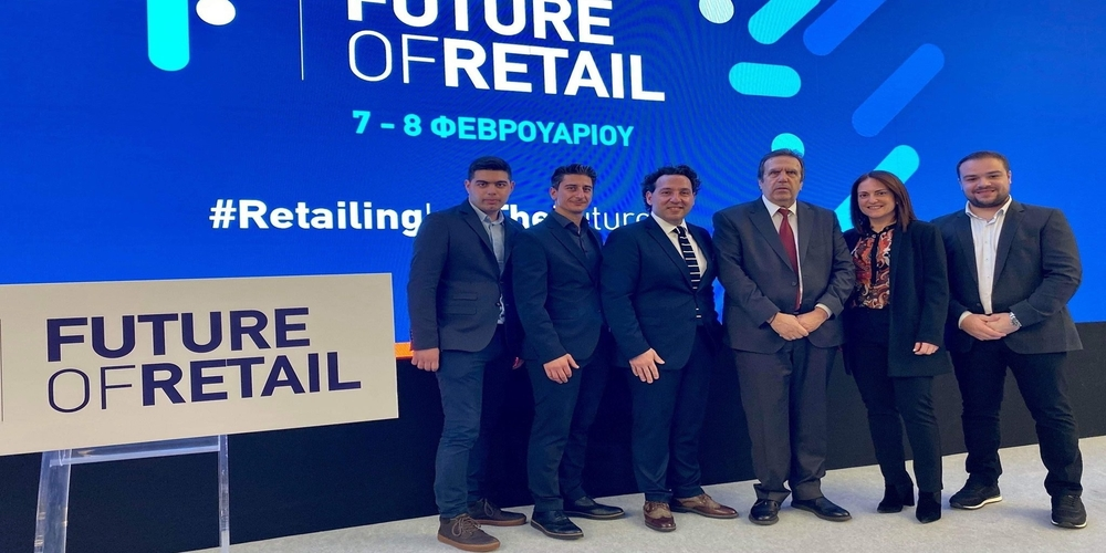 Αλεξανδρούπολη: Η Πρόεδρος και αντιπροσωπεία του Εμπορικού Συλλόγου συμμετείχαν στο «Future of Retail»