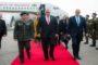 Άφιξη και υποδοχή του Πρωθυπουργού της Βουλγαρίας Μπόικο Μπορίσοφ στην Αλεξανδρούπολη (φωτορεπορτάζ)
