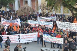 Κάλεσμα από ΑΔΕΔΥ Έβρου και ΠΑΜΕ Ορεστιάδας για συμμετοχή στην 24ωρη Πανελλαδική απεργία