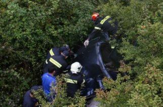 Σαμοθράκη: Έπεσε με το αυτοκίνητο σε χαράδρα ηλικιωμένος άνδρας και σκοτώθηκε