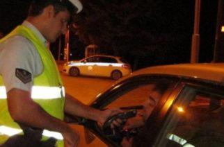 Έκτη η Περιφέρεια ΑΜ-Θ στις παραβάσεις που κατέγραψαν οι έλεγχοι της αστυνομίας για μεθυσμένους οδηγούς