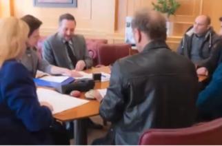 """""""Ημέρα του Δημότη"""": Κάθε Πέμπτη, ο δήμαρχος Αλεξανδρούπολης Γ.Ζαμπούκης δέχεται και ακούει τους πολίτες (ΒΙΝΤΕΟ)"""