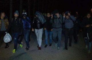 Έτοιμοι να περάσουν μαζικά στον Έβρο 300 πρόσφυγες και λαθρομετανάστες λένε οι Τούρκοι