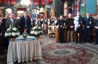 Μνημόσυνο στην Αλεξανδρούπολη υπέρ πεσόντων Αστυνομικών κατά την εκτέλεση του καθήκοντος