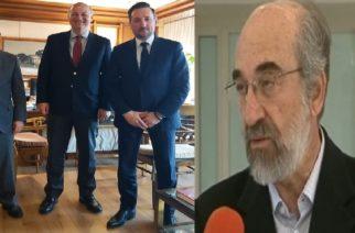 Λαμπάκης: Με… αγχώδη ανακοίνωση του προσπαθεί να οικειοποιηθεί τις θετικές εξελίξεις για νέο δικαστικό μέγαρο