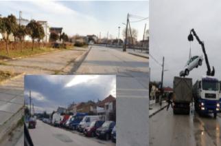 """Σουφλί: """"Ανάσανε"""" η πόλη απ' την απομάκρυνση 170 κατασχεμένων και εγκαταλελειμμένων οχημάτωναπ' τον δήμο"""