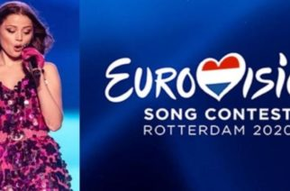 Η Εβρίτισσα Στεφανία Λυμπερακάκη, από Σοφικό και Θούριο (συγχωριανή του Γιάννη Στάνκογλου) εκπρόσωπος μας στην Eurovision