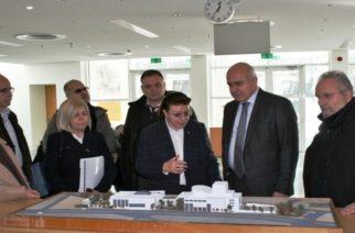 """Μενδώνη: Η Περιφέρεια ΑΜ-Θ έχει διαθέσει τους περισσότερους πόρους για προστασία-ανάδειξη των μνημείων της"""""""