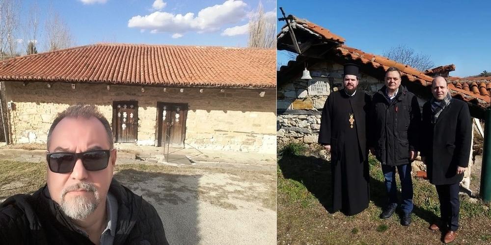 Ποσό 800.000 ευρώ στους Μεταβυζαντινούς Ναούς Παλιουρίου, Μεταξάδων, Αλεποχωρίου για αναστήλωση, συντήρηση