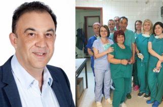 Ο Βασίλης Γαλάνης νέος Διευθυντής Ιατρικής Υπηρεσίας του Νοσοκομείου Διδυμοτείχου