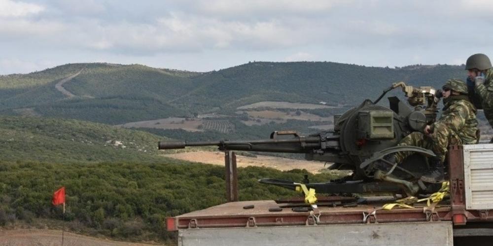 Αλεξανδρούπολη: Οι Εθνοφύλακες της 12ης Μεραρχίας ετοιμάζονται για βολές