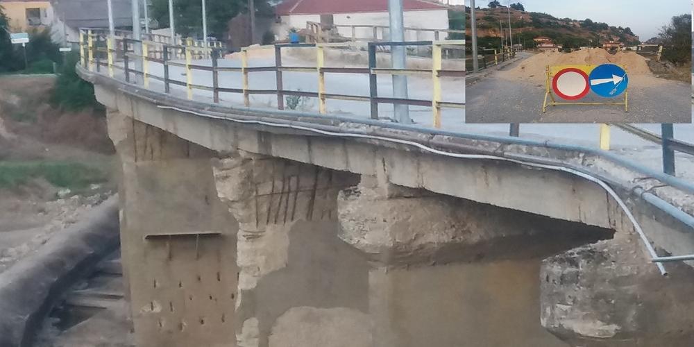 Πέτροβιτς: Εξετάζουμε την κατασκευή καινούργιας γέφυρας Διδυμοτείχου. Προηγείται όμως η μελέτη στατικότητας για την κλειστή