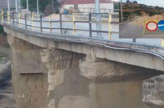Η κλειστή, προβληματική γέφυρα Διδυμοτείχου, μεταξύ των θεμάτων έκτακτου περιφερειακού συμβουλίου που ζητάει η αντιπολίτευση