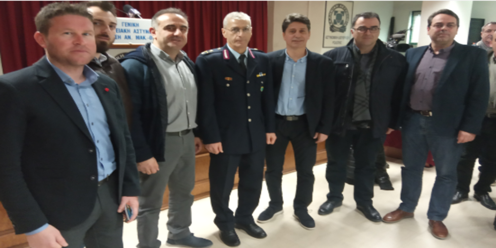 Αστυνομικοί Αλεξανδρούπολης: Χαιρόμαστε που άλλος ένας συντοπίτης μας, ανέρχεται στις ανώτερες βαθμίδες της Αστυνομικής Διοίκησης