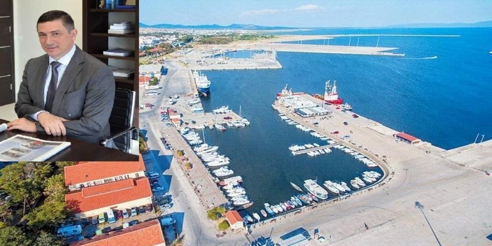 Ο ελληνικός όμιλος Goldair, στο ελληνοαμερικανικό σχήμα των βασικών «παικτών» για το λιμάνι Αλεξανδρούπολης