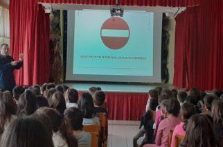 Μπράβο: Μαθήματα κυκλοφοριακής αγωγής σε πολλά σχολεία, από το Αστυνομικό Τμήμα Σουφλίου