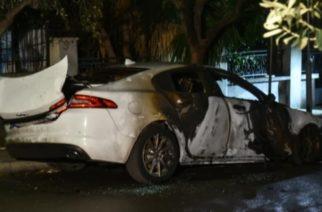 Έκρηξη και καταστροφή στο αυτοκίνητο εκδότη που έχει σχέσεις με τον Έβρο (ΒΙΝΤΕΟ)