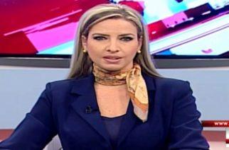 ΜΠΡΑΒΟ: Το πρωί Γραμματέας στον Ο.Λ.Α, το βράδυ δυναμική παρουσιάστρια ειδήσεων η εντυπωσιακή Χριστίνα Κουματζίδου