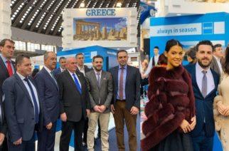 Δυναμική παρουσία από την Περιφέρεια ΑΜ-Θ στην τουριστική έκθεση του Βελιγραδίου (Video+φωτό)