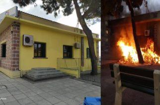Αλεξανδρούπολη: Αποκαταστάθηκε άμεσα το κτίριο του Σιδηροδρομικού σταθμού, απ' την πυρκαγιά που προκάλεσε καταστροφές