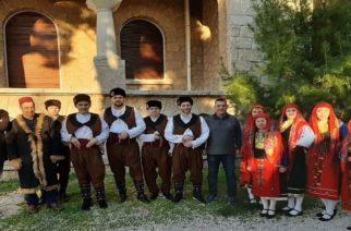 ΒΙΝΤΕΟ: Γνώρισαν το έθιμο του Μπέη, με παρουσιαστή τον συντοπίτη μας Ρένο Χαραλαμπίδη, οι Αθηναίοι