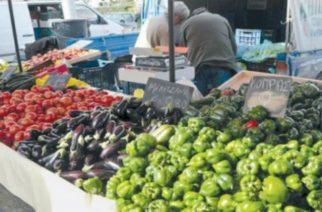 Έβρος: Οι δήμοι να αγοράσουν και να διαθέσουν τα προϊόντα των παραγωγών λαϊκών αγορών που έκλεισαν
