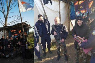 Έχουν εντυπωσιάσει τους Ελλαδίτες αστυνομικούς, οι Κύπριοι συνάδερφοι τους που ήρθαν στον Έβρο