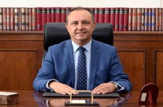 Περιοδεία πραγματοποιεί σήμερα στον Έβρο ο υφυπουργός Μακεδονίας-Θράκης Θόδωρος Καράογλου