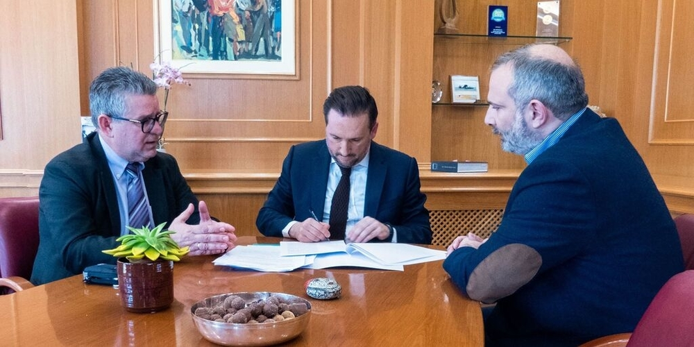 Αλεξανδρούπολη: Η ΔΕΥΑΑ εκσυγχρονίζει την λειτουργία των δικτύων ύδρευσης με σύστημα διαχείρισης και τηλε-εποπτείας