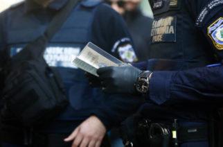 Πέντε συλλήψεις στην Περιφέρεια ΑΜ-Θ για παραβίαση των μέτρων αποφυγής και περιορισμού διάδοσης τουκορωνοϊού