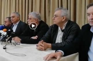 Βουλευτές ΣΥΡΙΖΑ: Δεν συναντήσαμε τον Μητροπολίτη Άνθιμο γιατί είχε μια… κηδεία. Μιλήσαμε όμως τηλεφωνικά (ΒΙΝΤΕΟ)