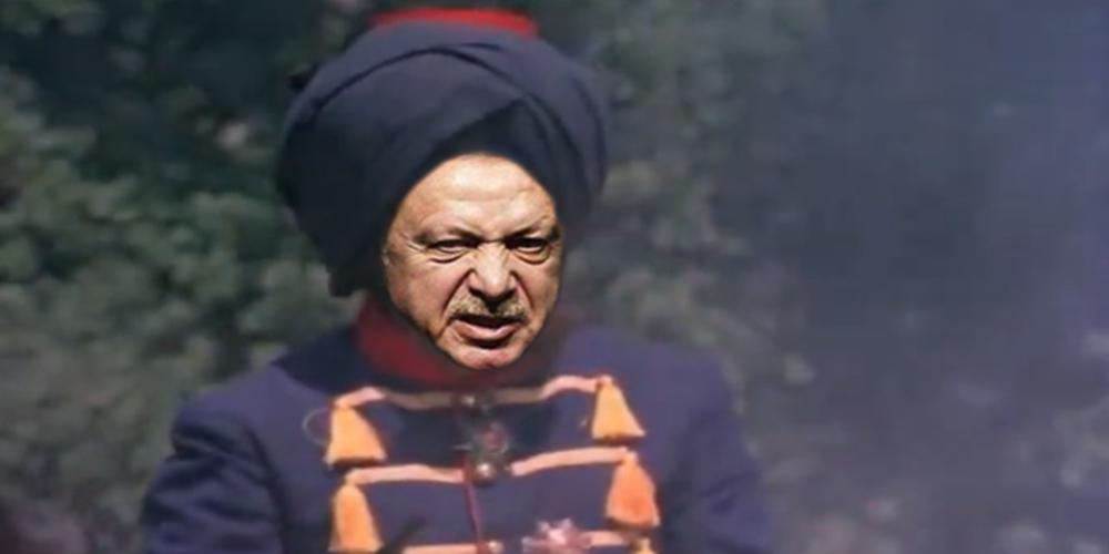 Ερντογάν σε ρόλο… Δράμαλη: Συνέχεια γιουρούσια στην Ελλάδα. Όσοι γυρνάνε πίσω να τους… (ΒΙΝΤΕΟ)