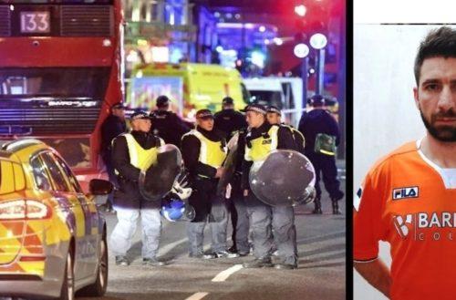 """Έκκληση Σάκη Λαμπερνάκη από το Λονδίνο: «Τα πράγματα σοβαρεύουν! Μείνετε σπίτι"""""""