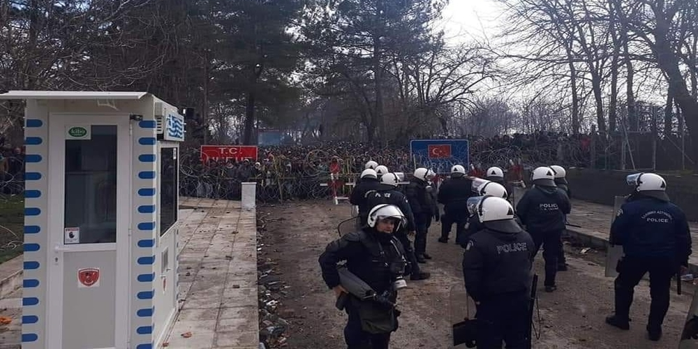 Οι πρωταγωνιστές της άλλης κρίσης, αστυνομικοί, στρατιωτικοί, πυροσβέστες του Έβρου, δεν δικαιούνται δώρο Πάσχα;
